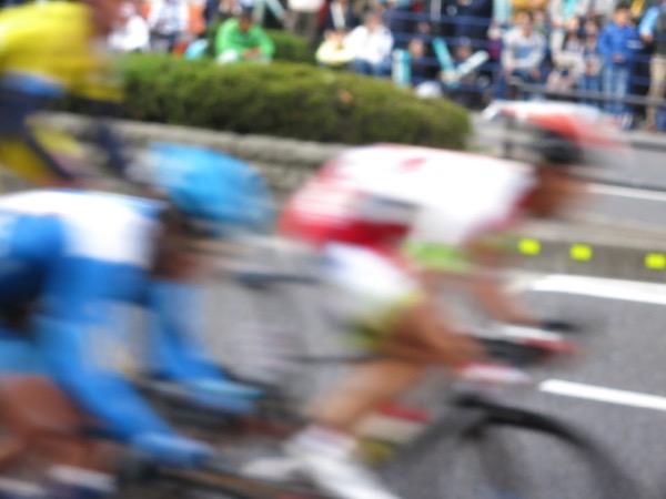 自転車のレース