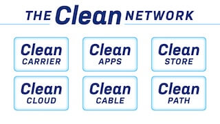 CleanNetwork NewCleans 6つの指針