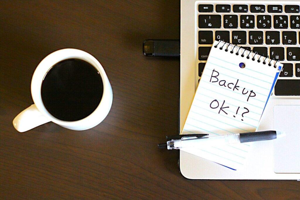 バックアップを真剣に考える日!年に一度の世界バックアップ・デー