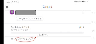 GooglePlay画面2